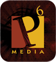 P6 Media – Digital Marketing Agency Logo